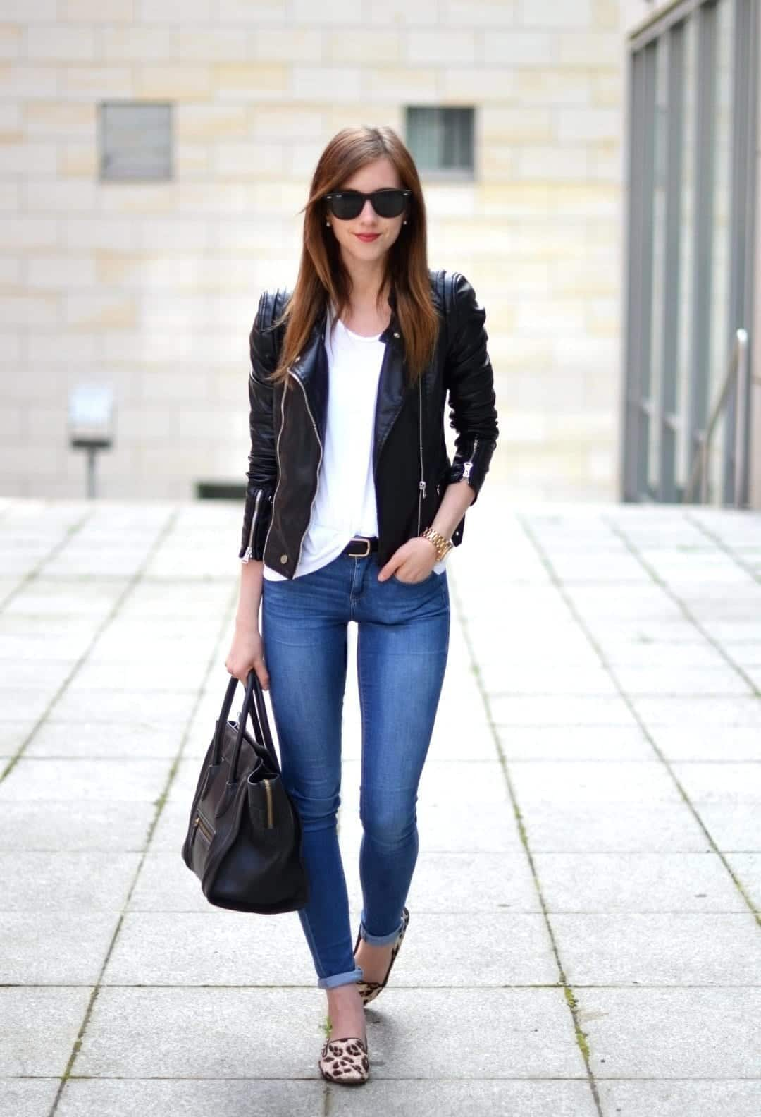 How-to-style-jacket-for-work Fashionable Business Attire-15 Casual Work Outfits for Women