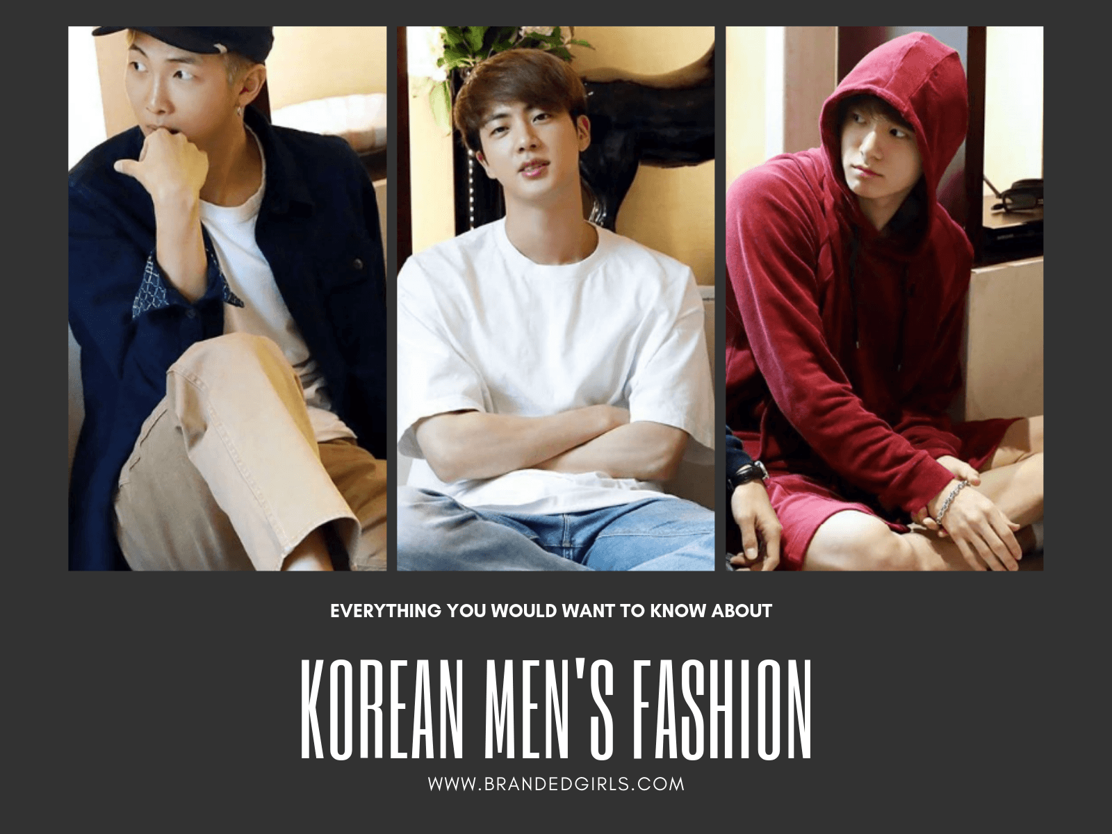 KOREAN-MEN-FASHION 2019 Korean Men Fashion-20 Outfit Ideas Inspired By Korean Men