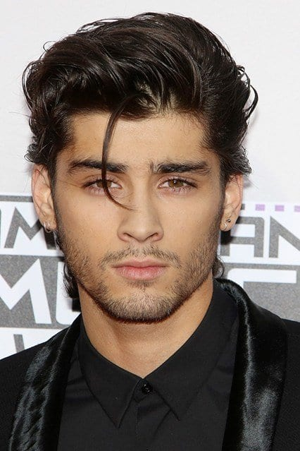 Zayn-Malik12_2014-elvis-_glamour_15dec14_rex_b_426x639 Zayn Malik Hairstyles-20 Best Hairstyles of Zayn Malik All the Time