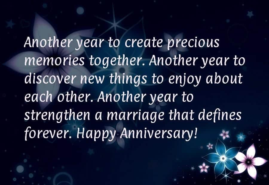 20 Sweet Wedding Anniversary Quotes For Husband He Will Love