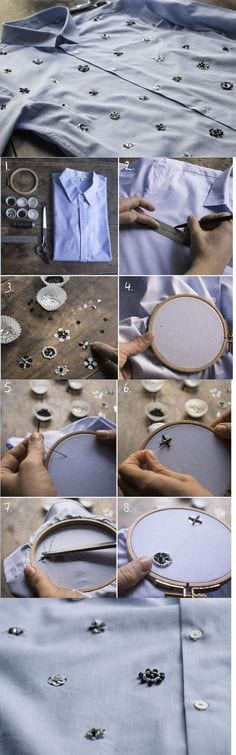 beb81157506108154fc97c07f1ba5b33 30 Easy DIY Summer Fashion Ideas With Step by Step Tutorials