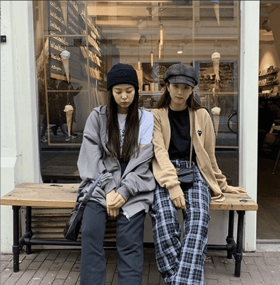 casual-street-fashion Korean Women Fashion - 18 Cute Korean Girl Clothing Styles