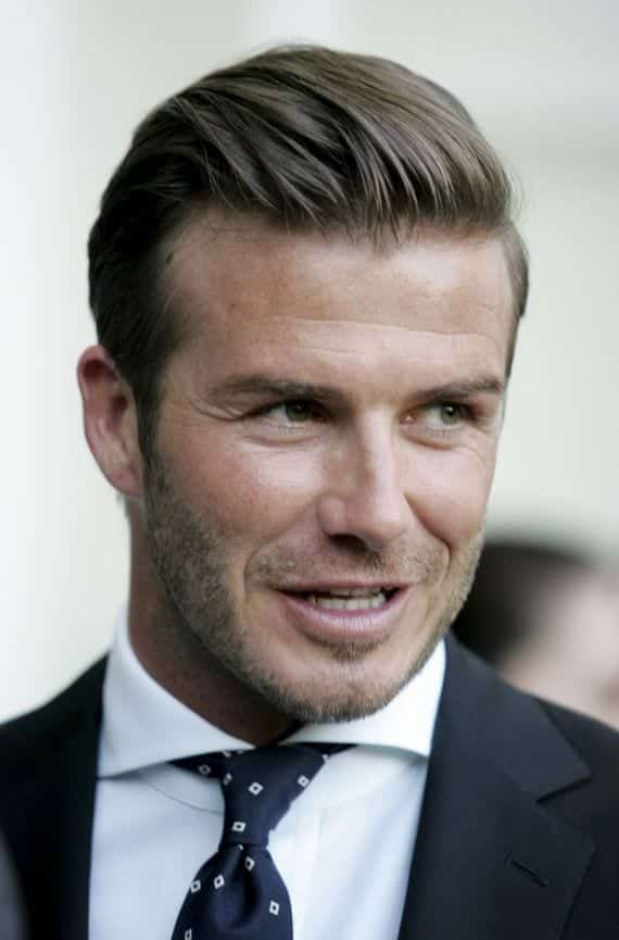 ce65ec49e32082bc8e690de86a33d6e8 David Beckham Hairstyles-20 Most Famous Hairstyles of All the Time