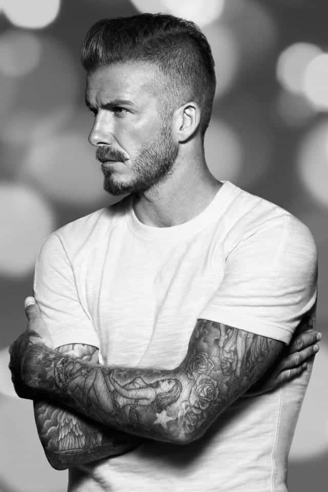d255daabd33447eb26c6ec2752c0b7d6 David Beckham Hairstyles-20 Most Famous Hairstyles of All the Time