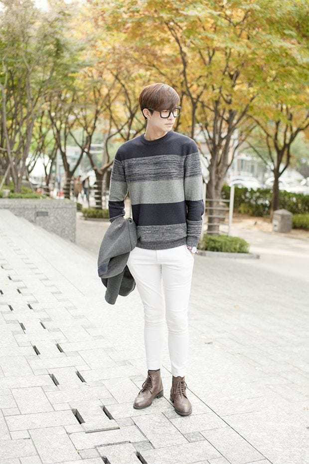 Korean Men Fashion Styles- 20 Outfits Inspired By Korean Men