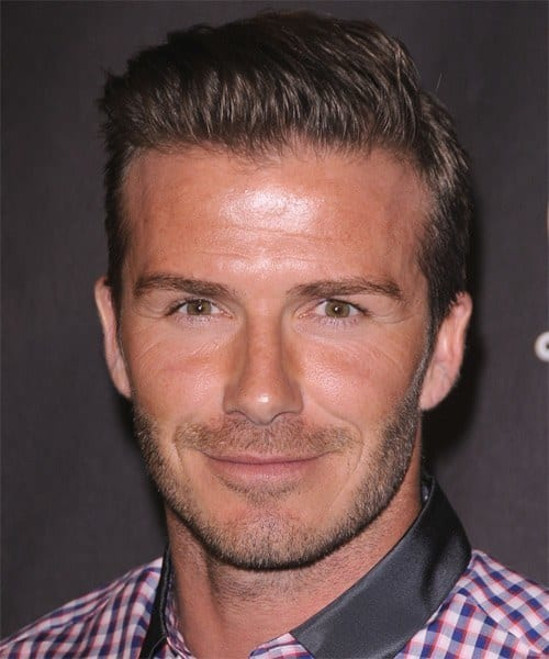 david-beckham-hairstyle-formal-short-straight David Beckham Hairstyles-20 Most Famous Hairstyles of All the Time