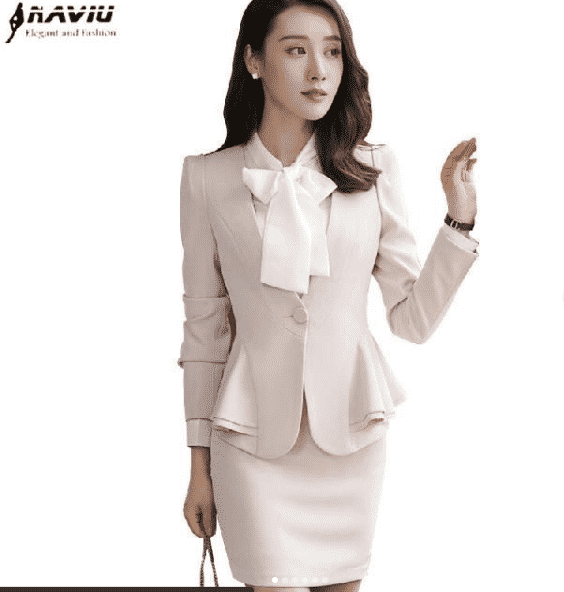korean-office-fashion Korean Women Fashion - 18 Cute Korean Girl Clothing Styles