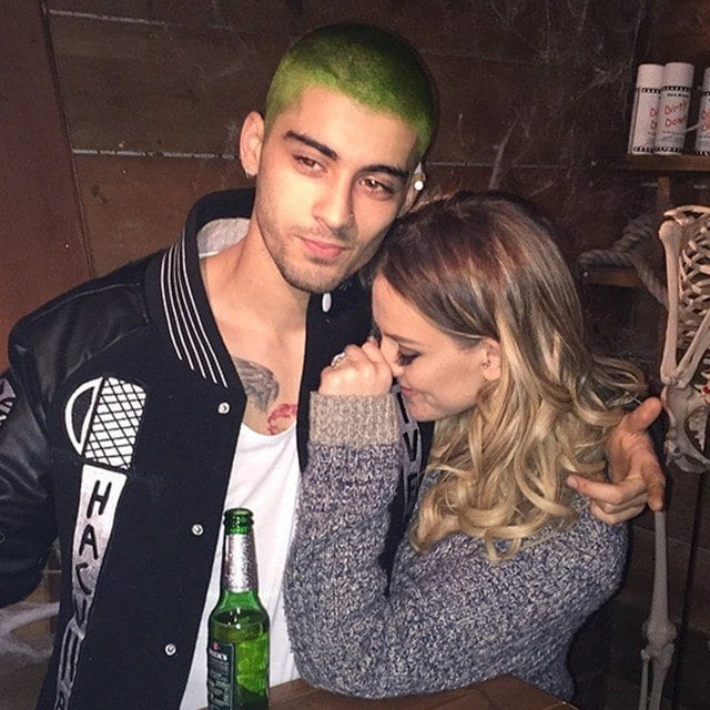perrie-edwards_glamour_5bun15_insta_b_640x640 Zayn Malik Hairstyles-20 Best Hairstyles of Zayn Malik All the Time