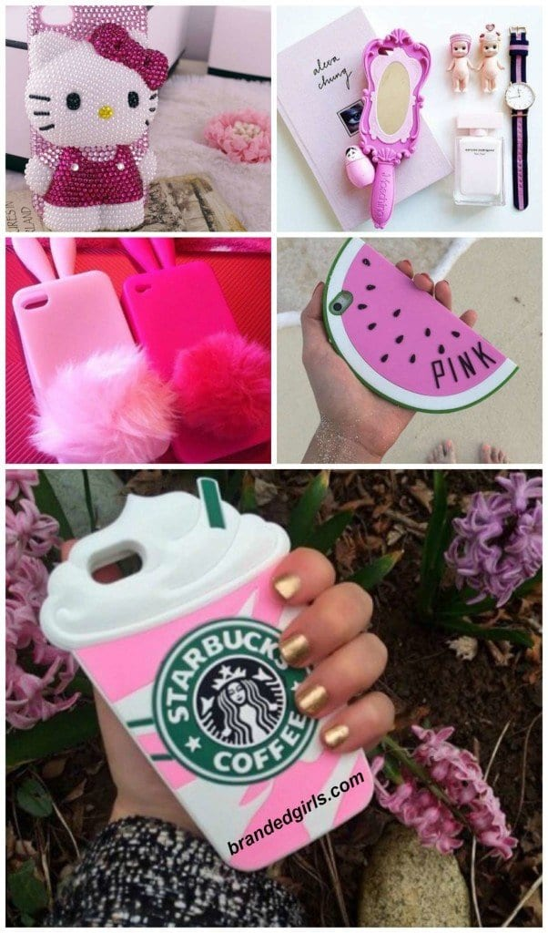 pink-mobile-accessories-602x1024 15 Cute Pink Accessories Every Teen Girl Needs To have These Days