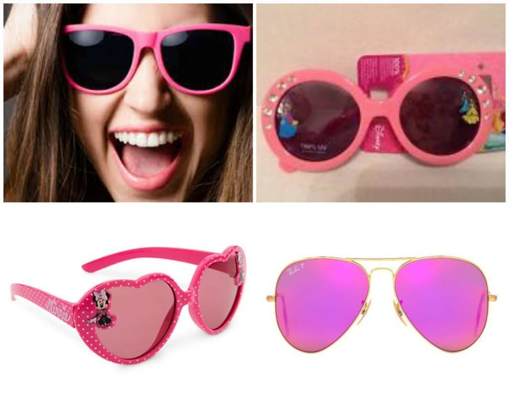 pink-sunglasses-for-girls-1024x821 15 Cute Pink Accessories Every Teen Girl Needs To have These Days