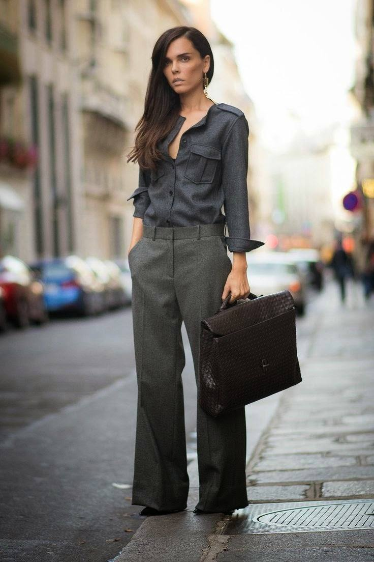 wear-to-work-outfits-pinterest Fashionable Business Attire-15 Casual Work Outfits for Women