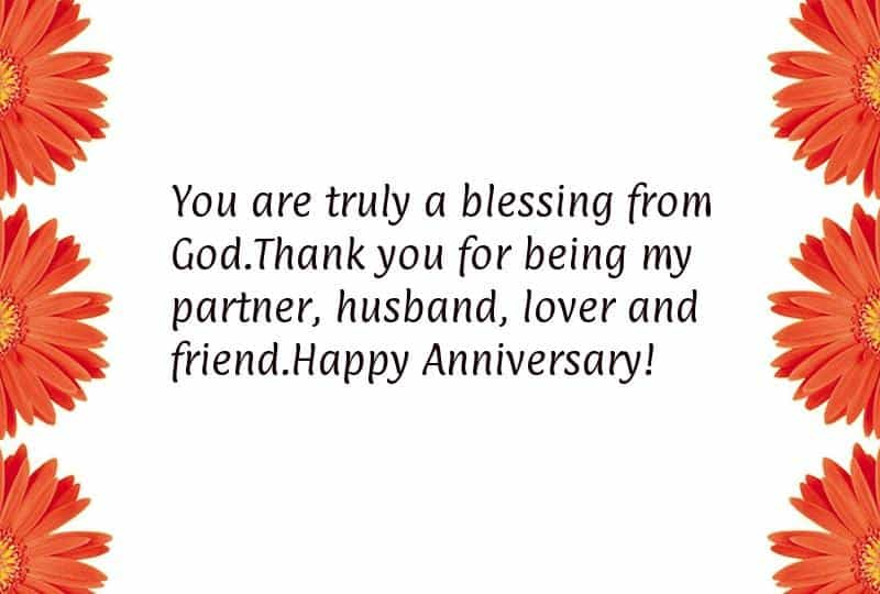 wedding-anniversary-wishes-to-my-husband-74 20 Sweet Wedding Anniversary Quotes for Husband He will Love