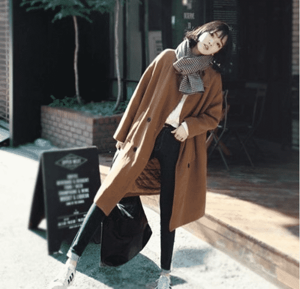 winter-fashion Korean Women Fashion - 18 Cute Korean Girl Clothing Styles