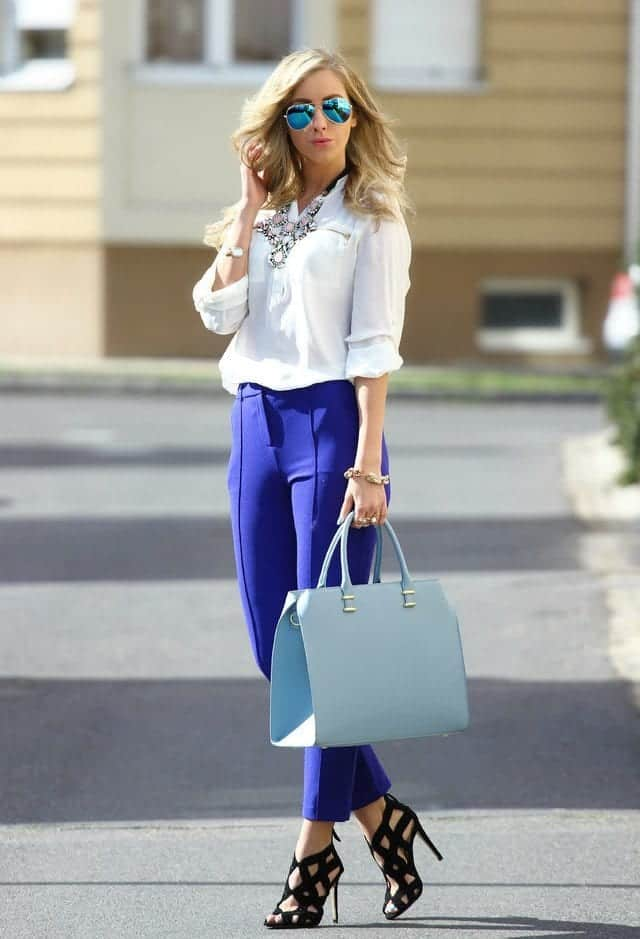 working-outfits-for-women Fashionable Business Attire-15 Casual Work Outfits for Women