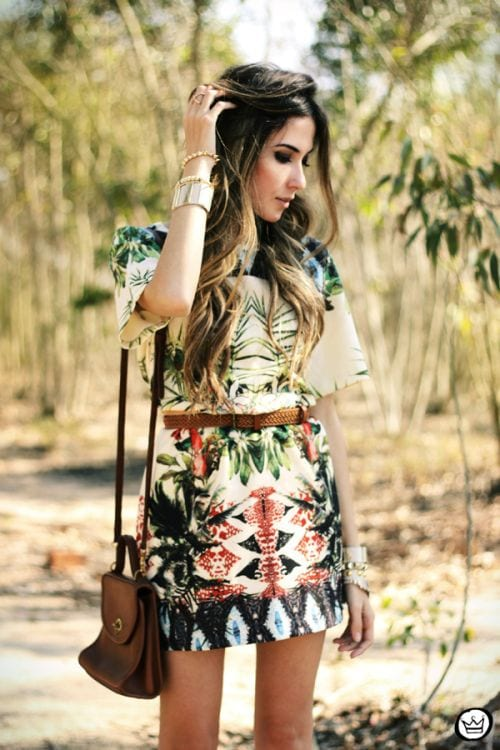 115 Tea Dresses Fashion-19 Ways to Wear Tea Dresses Fashionably