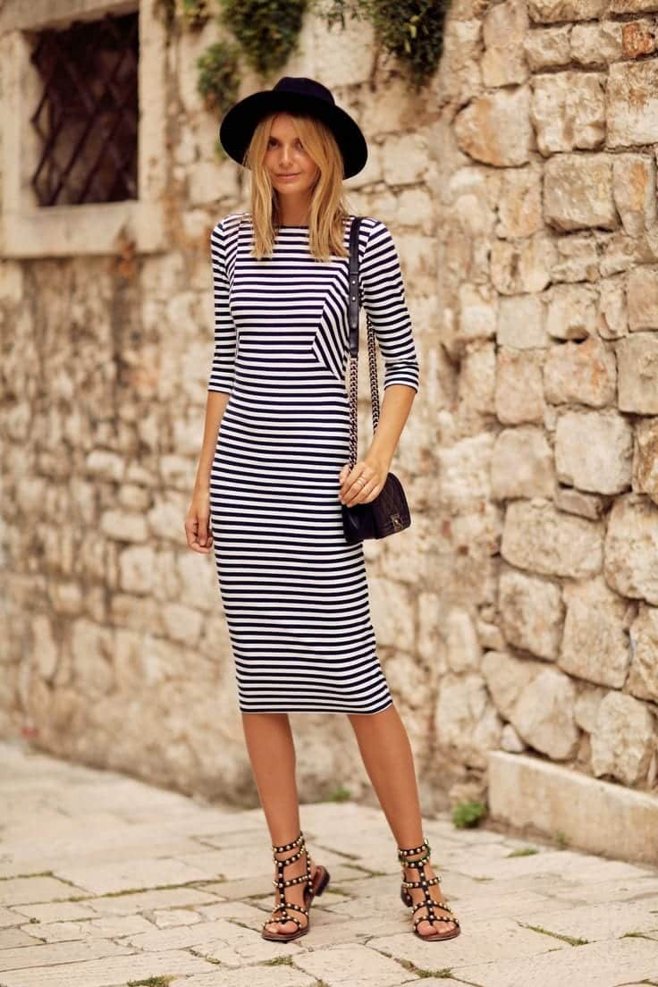 123 Tea Dresses Fashion-19 Ways to Wear Tea Dresses Fashionably