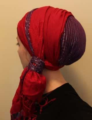 125 Latest Turban Hijab Styles-18 Ways to Wear Turban Hijab