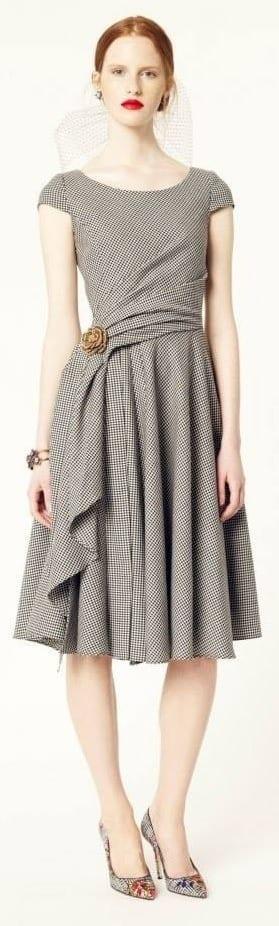 194 Tea Dresses Fashion-19 Ways to Wear Tea Dresses Fashionably