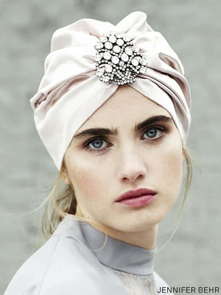 25 Latest Turban Hijab Styles-29 Ways to Wear Turban Hijab