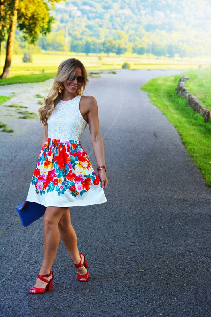 43 Tea Dresses Fashion-19 Ways to Wear Tea Dresses Fashionably