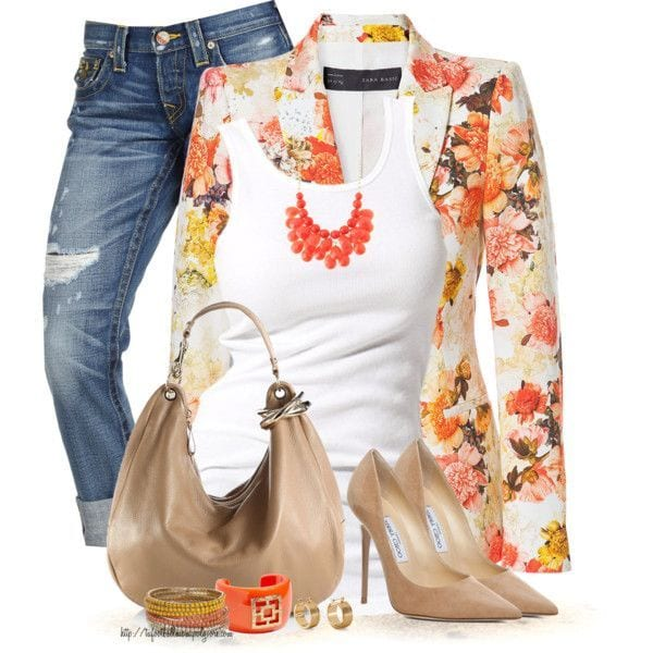 4f6000d557a819f82b9d72e3f64e9bc7 18 Cute Spring Outfits for School Girls - Fashion and Tips