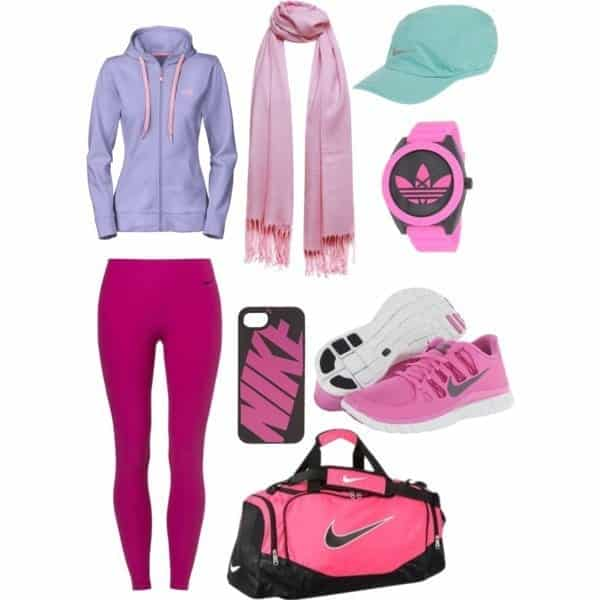 55 Sporty Look with Hijab-14 Modest Hijab Sports Outfits Combinations