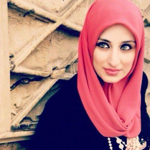 854c9afaab6411e1a39b1231381b7ba1_7_large Pink Hijab Styles-17 Ways to Wear Pink Colour Hijab