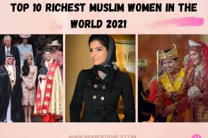 Top 10 Richest Muslim Women in the World 2020 Updated List