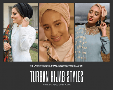 latest turban hijab styles