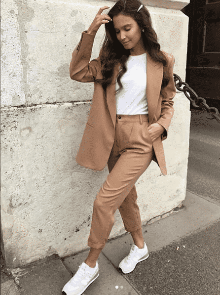 Women Blazer Outfits,32 Ways to Wear Blazer in Different Styles