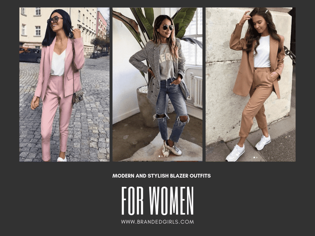 best-ways-to-style-blazer-outfits-1024x768 Women Blazer Outfits-32 Ways to Wear Blazer in Different Styles