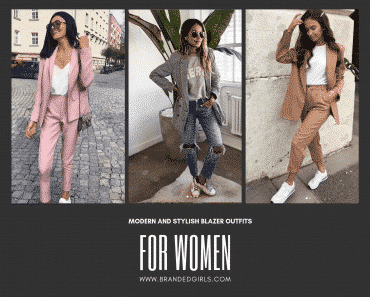 Best Ways To Style Blazer Outfits For Women (1)