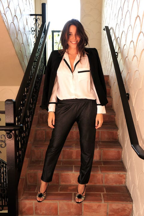 bl13 Women Blazer Outfits-20 Ways to Wear Blazer in Different Styles