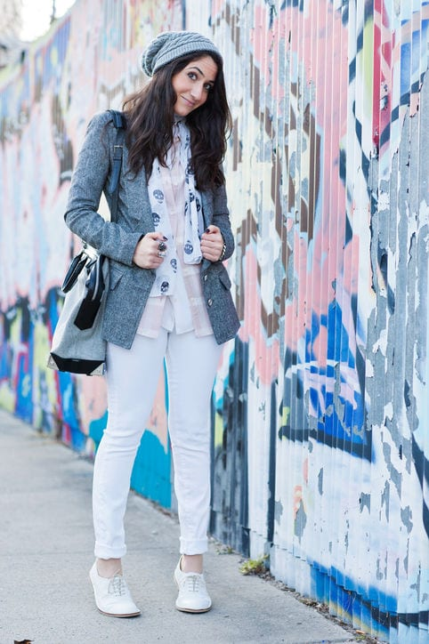 bl9 Women Blazer Outfits-20 Ways to Wear Blazer in Different Styles