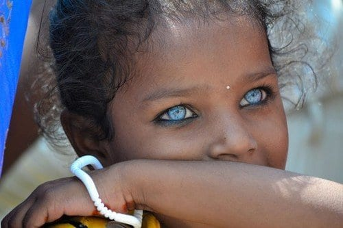 black-baby-with-blue-eyes 20 Amazing Pictures of Black People with Blue Eyes