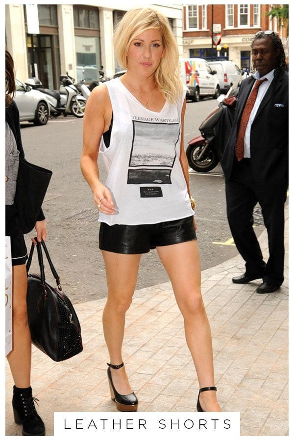 c Muscle Tee Outfits-20 Ways to Wear Muscle Tees for Girls Fashionably
