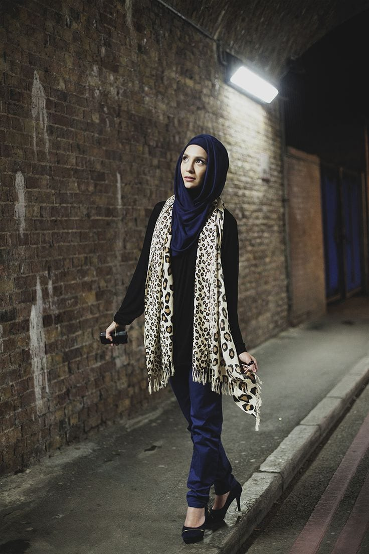 ch12 Casual Hijab Outfits–33 Ways to Wear Hijab Casually
