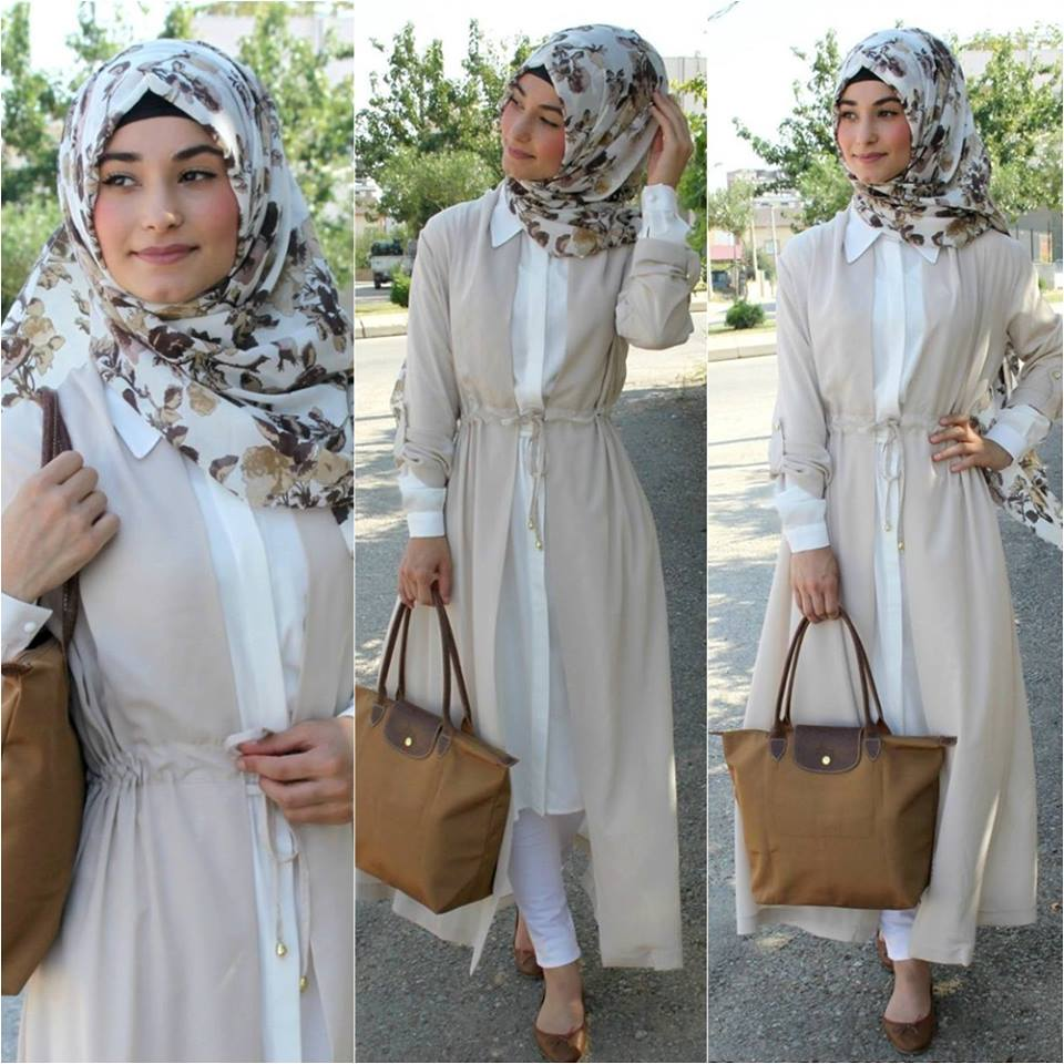 ch18 Casual Hijab Outfits–33 Ways to Wear Hijab Casually