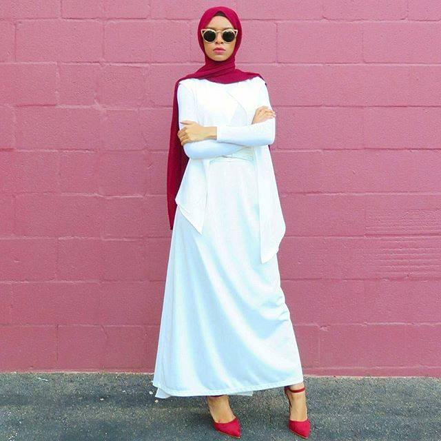 ch3 Casual Hijab Outfits–33 Ways to Wear Hijab Casually