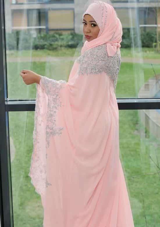 dcb388c0edf8caaff201e2dd8643a2fa Pink Hijab Styles-17 Ways to Wear Pink Colour Hijab