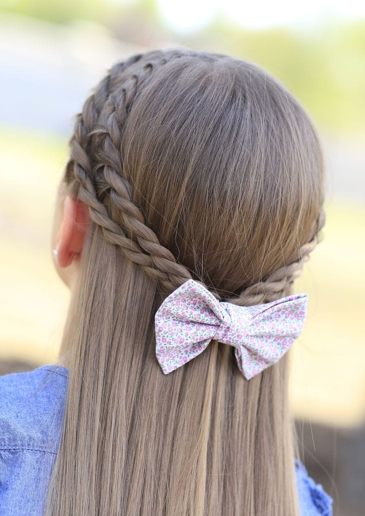 e3613977a83a1f5d6189034551562e8a 18 Cute Hairstyles for School Girls - New Styles And Tips