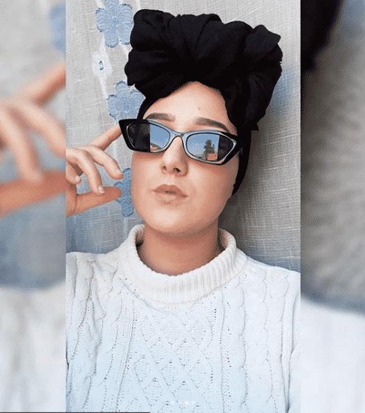 full-black-bow-knot Latest Turban Hijab Styles-29 Ways to Wear Turban Hijab