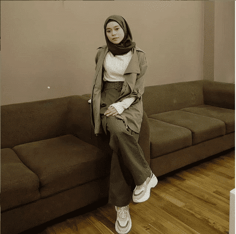 go-green-style Casual Hijab Outfits–33 Ways to Wear Hijab Casually