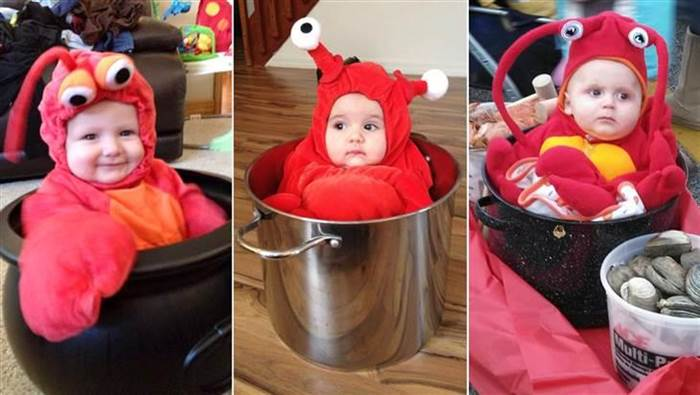 hal110 Kids Halloween Costumes Ideas-30 Homemade Halloween Babies Outfits