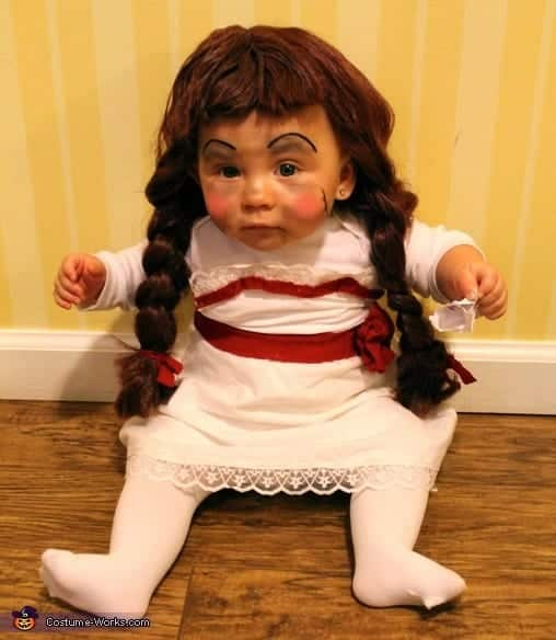 hal251 Kids Halloween Costumes Ideas-30 Homemade Halloween Babies Outfits