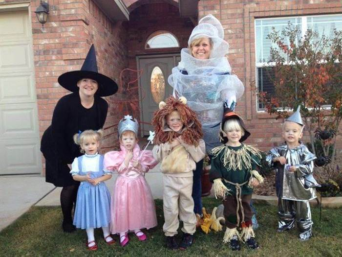 hal81 Kids Halloween Costumes Ideas-30 Homemade Halloween Babies Outfits
