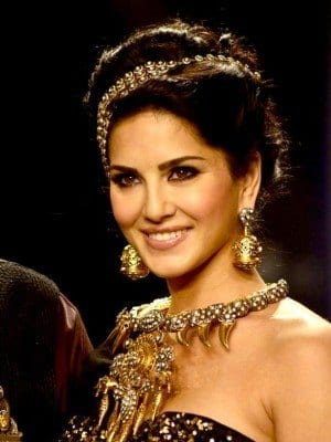 m 20 Best Sunny Leone Hairstyles of All time