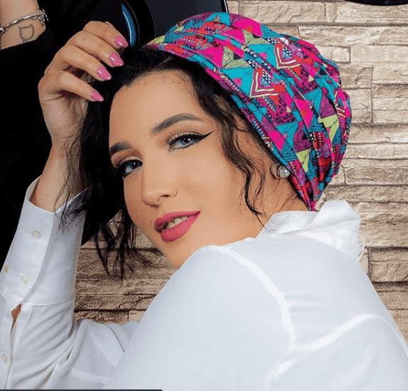 multi-color-tribal-print Latest Turban Hijab Styles-29 Ways to Wear Turban Hijab