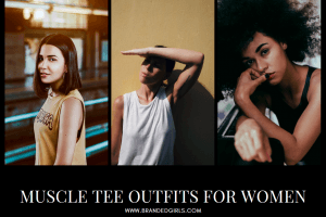 Muscle Tee Outfits for Girls 20 Ways to Wear Muscle Tees