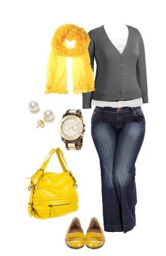 pb6-325x500 18 Plus size Women Boyfriend Jeans Outfits Combinations